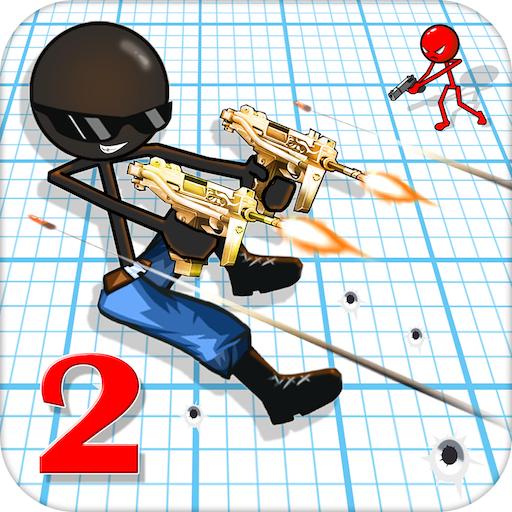 Tải Game tập kích bắn  súng  stickman